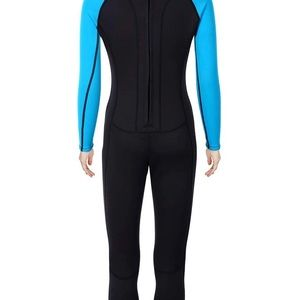 premium neoprene long sleeve long leg back sip